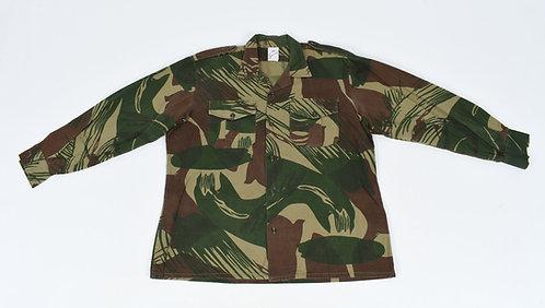 Rhodesian Army Enlisted Man Long Sleeves Camo Shirt by Statesman