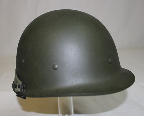 Desert Storm Iraqi Army M80 green combat helmet unissued