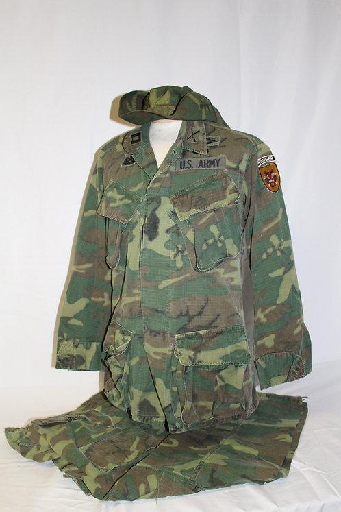 Vietnam War US Army Advisor ARVN Ranger