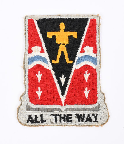 US Army Paratrooper 509th Infantry Regiment Airborne patch