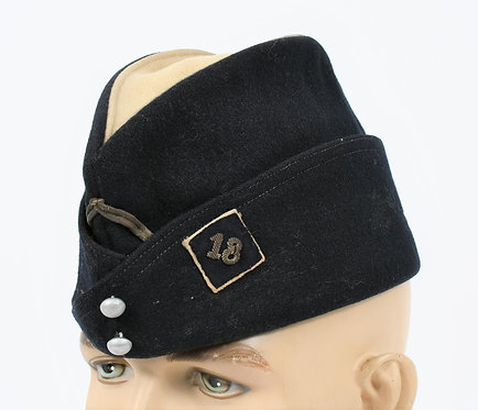 INDOCHINA FRENCH ARMY 18th DRAGON OFFICER OVERSEAS HAT
