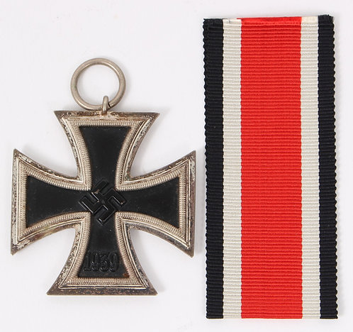 WWII German 1939 Iron Cross 2nd Class