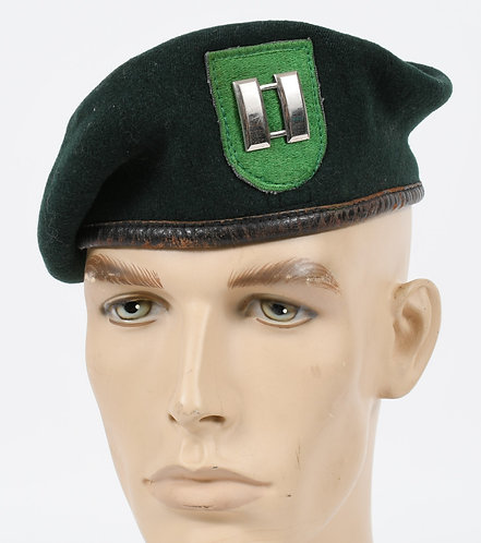 US ARMY 10th SPECIAL FORCES OFFICER BERET 1960'S