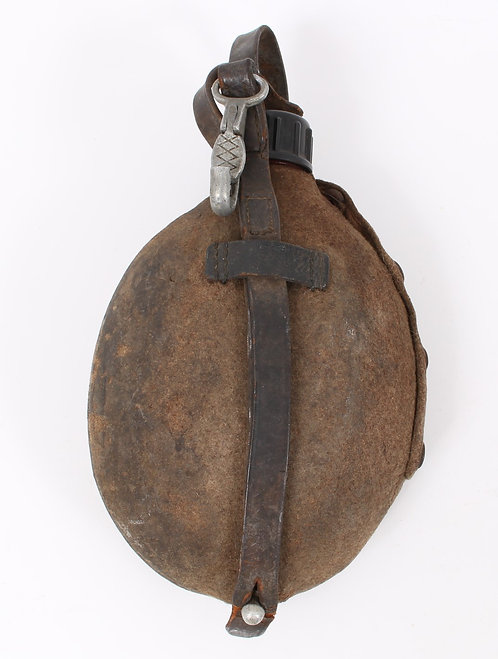 WWII German Army field canteen