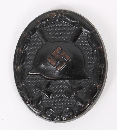 WWII German Army Wound Badge Black Grade
