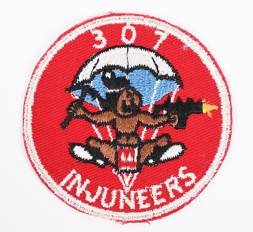 US Army 307th Airborne Engineer Battalion Injuneers patch