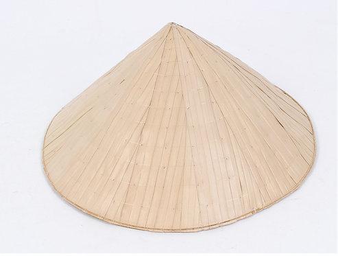 Vietnam War Vet bring back Vietnamese bamboo sun hat