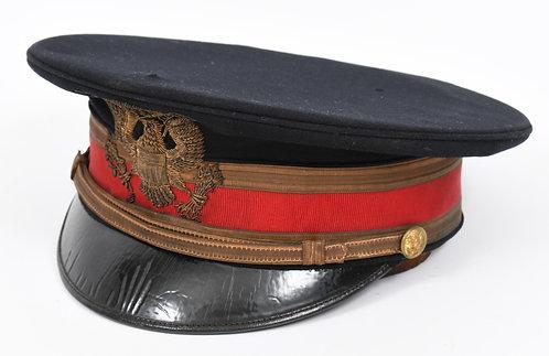 US Army M1912 Artillery Officer dress hat
