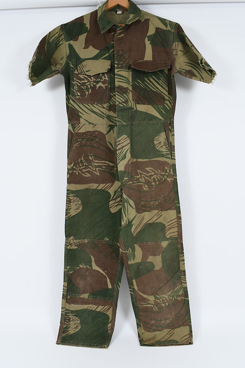 Rhodesian Army Armored Corps Short Sleeves Coverall by Trako