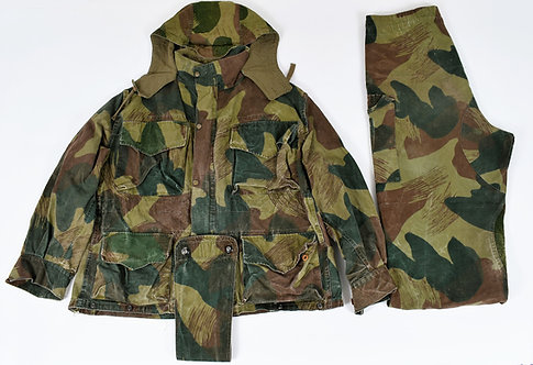Belgium Congo Paratrooper brushstroke camo set