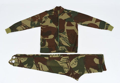 Rhodesian Army 2 Pieces Set Track suit