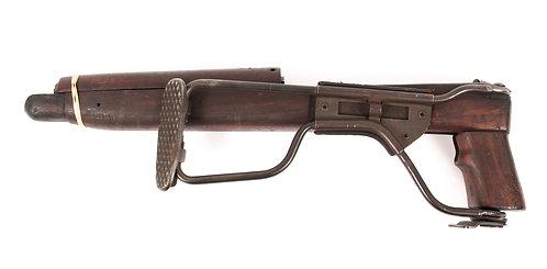 WWII Original US M1A1 Paratrooper carbine folding stock