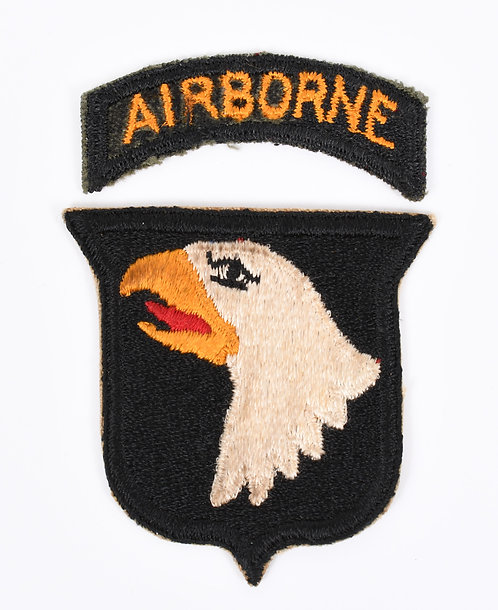 WWII US Army 101st Airborne Division shoulder patch