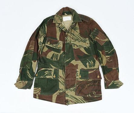 Rhodesian Army 2nd Pattern Type-A1 Camo Field Jacket