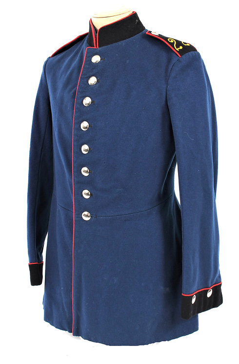 copy of WWI Imperial German Artillery Regt Nr22 tunic uniform dated 1914