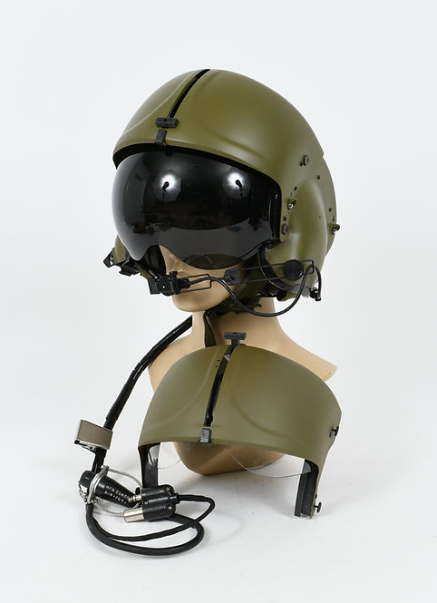 US Army AH-64 Apache helicopter Pilot helmet IHADSS