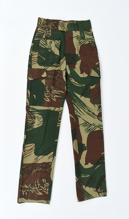Rhodesian Army Type II-a Camo Pants by Lennard Clothing