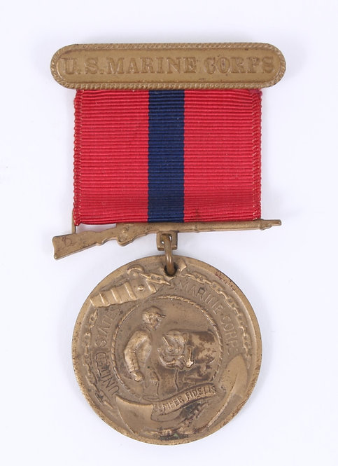 WWII USMC Marine Corps Good Conduct Medal