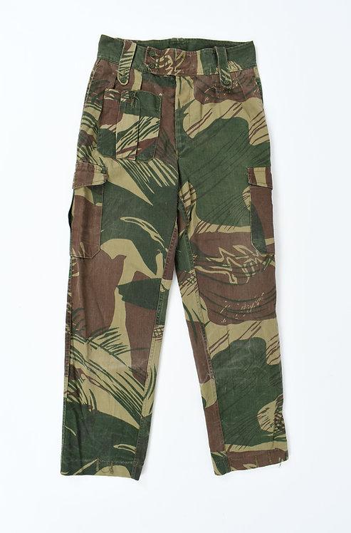 Rhodesian Army Type II-a Camo Pants