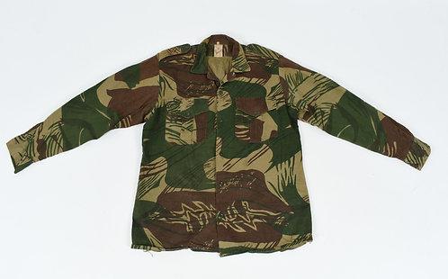 Rhodesian Army Long Sleeves Camo Shirt by Statesman