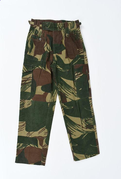 Rhodesian Army Type III Camo Pants