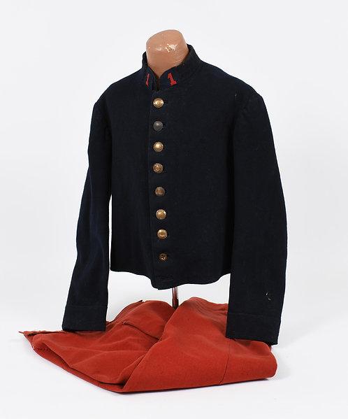 WWI French Foreign Legion M1879 uniform