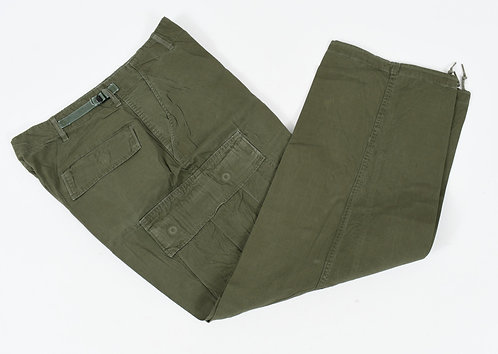 VIETNAM WAR US ARMY RIP-STOP JUNGLE TROUSERS