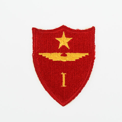 WWII USMC 1st Marine Air Wing shoulder patch