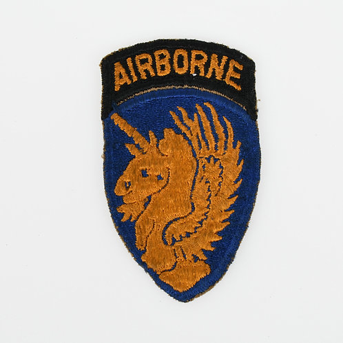 WWII US Army 13th Airborne shoulder patch