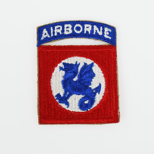US Army 508th Airborne RCT shoulder patch