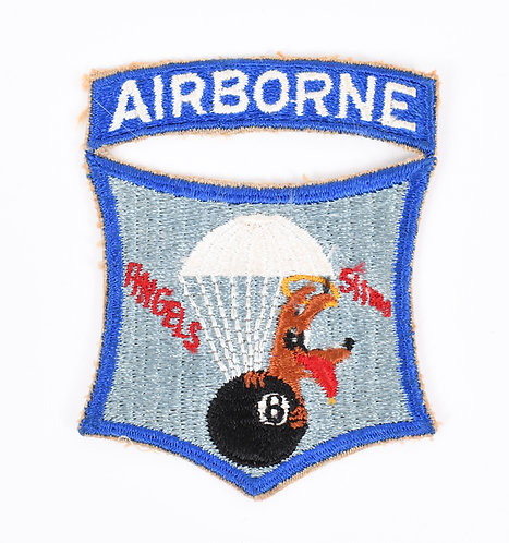 WWII Occupation 511th Parachute Infantry Regiment patch variation