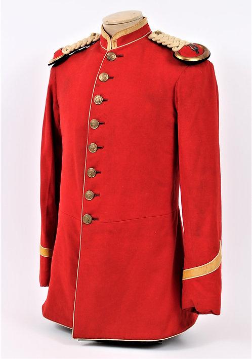 Rare USMC 1897 Marine Band dress tunic & epaulets
