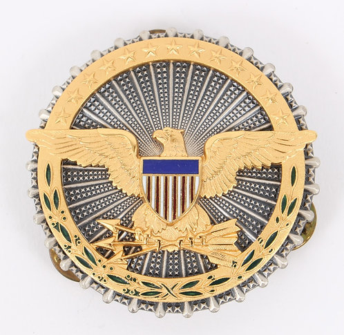 US Army Secretary of Defense ID Badge maker marked