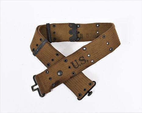 WWII US Army M36 pistol belt