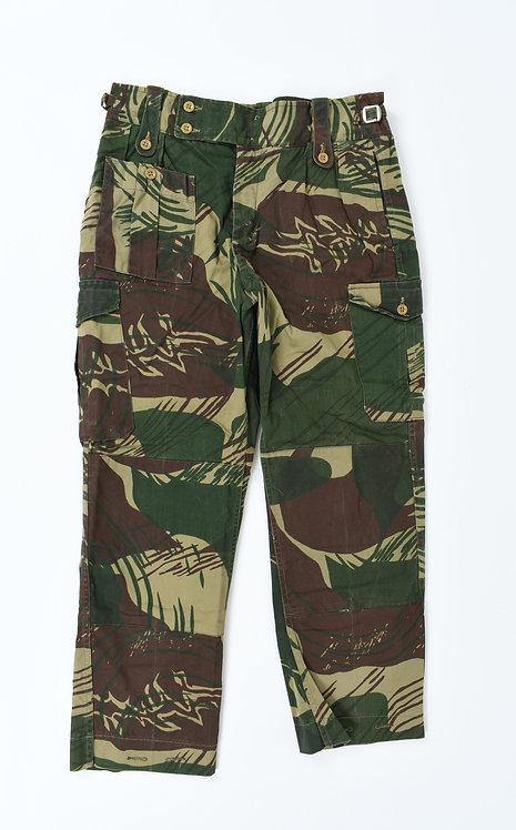copy of Rhodesian Army Type III Camo Pants by John Rowett & Sons