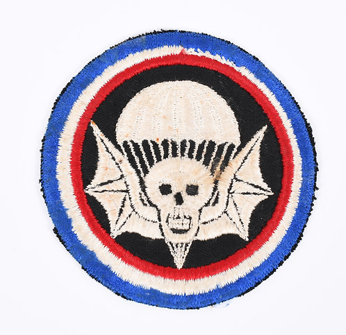 WWII US Army 502nd Parachute Infantry Regiment patch
