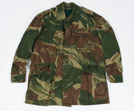 Rhodesian Army 1st Pattern Type-A Camo Field Jacket with Liner