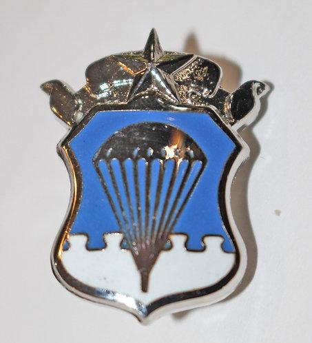 USAF 1956 - 1963 Master Parachutist qualification badge by Meyer