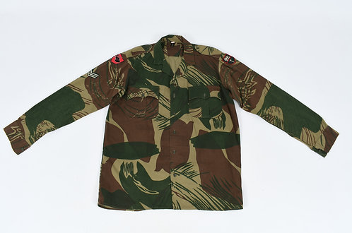 Rhodesian Army 1st Brigade Long Sleeves Camo Shirt by Paramount