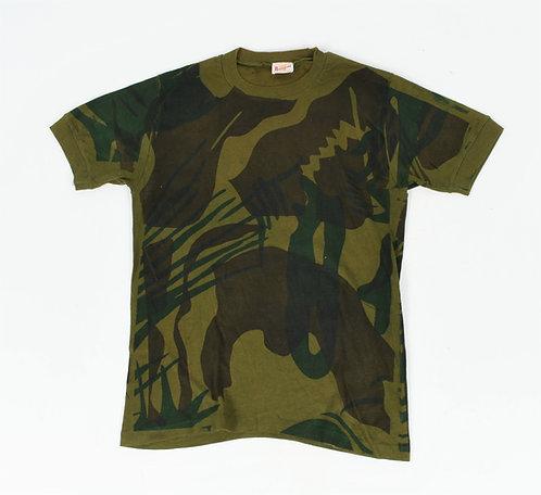 copy of Rhodesian Army Camo T-shirt Dark Green by Monogram