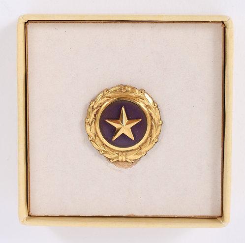 Original Gold Star Mother lapel pin