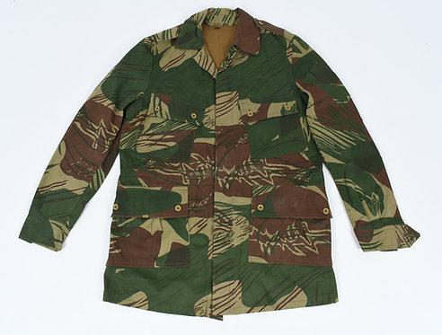 Rhodesian Army 2nd Pattern Type-B Camo Field Jacket