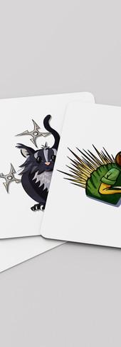 Neverwood Creatures.