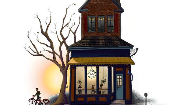 Crickets Coffee Shop