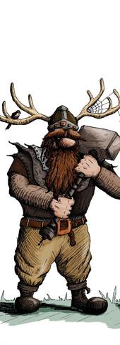Orfut the Dwarf.