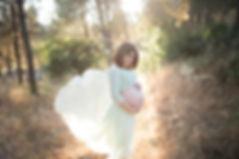 צילומי הריון בטבע בכרמיאל