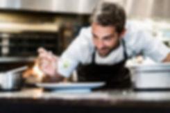 Ny hemsida Restaurang