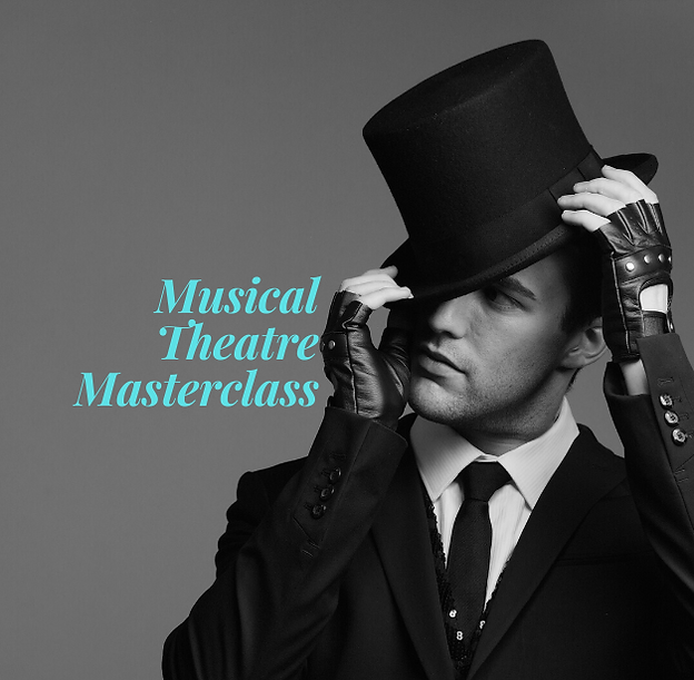 MUSICAL THEATRE MASTERCLASS 3.0