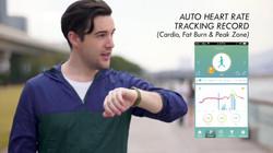 Archon MOVE智能心率健康手環