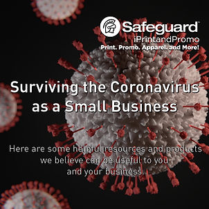 Surviving the Coronavirus as a Small Business